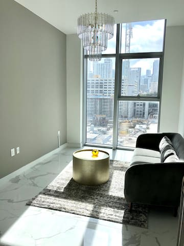 Luxury in the Heart of Downtown Miami