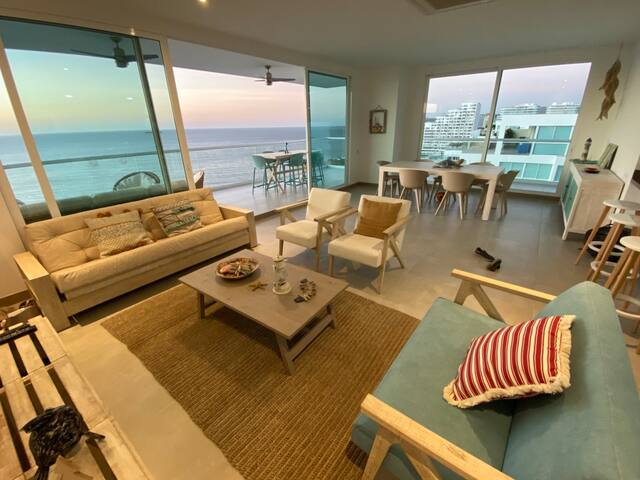 The best apartment in Santa Marta next to Marriot