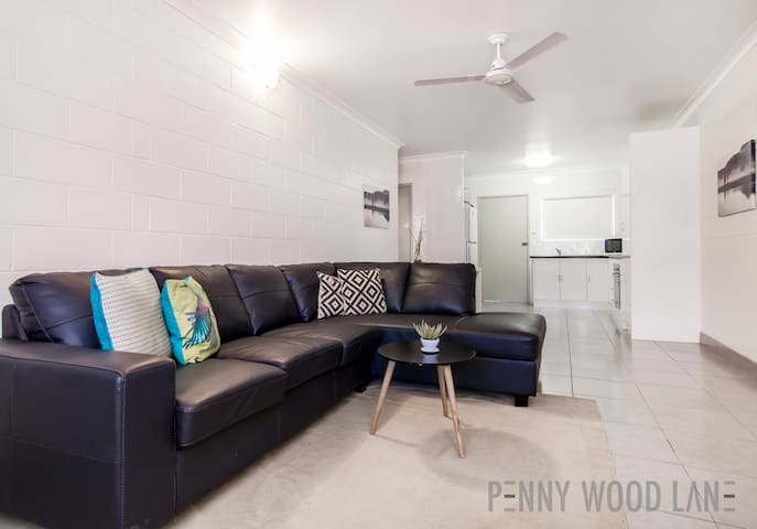 CBD Fringe Unit With Wifi - Mackay - Apartment