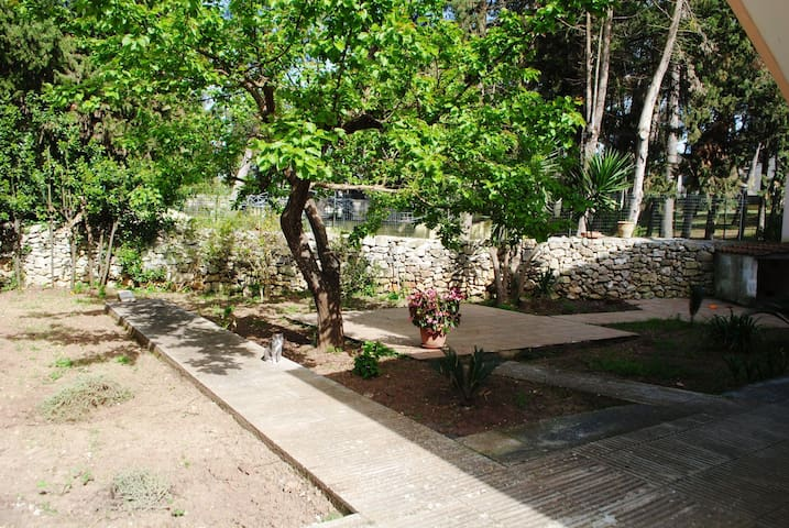 Affitto Casa Parco Pozzelle - Castrignano De' Greci - Apartment