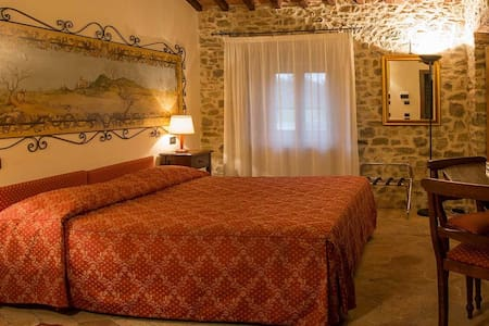 Country Resort Poggiomanente - Umbertide - Bed & Breakfast