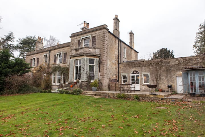 Magnificent country home close to Bath - Bath and North East Somerset - Casa