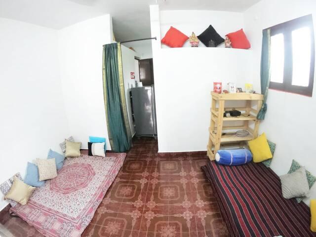 Petit appartement dans le centre de Pondicherry