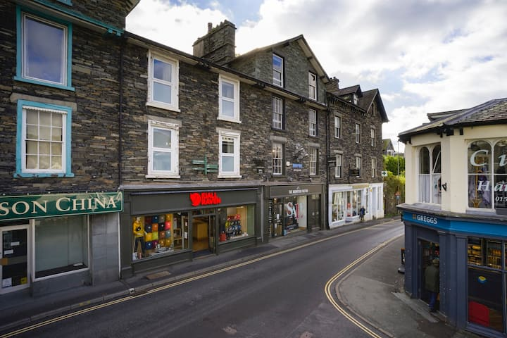 Cosy - Central Apartment - Ambleside - 2 Bedroom - 1 Bathroom
