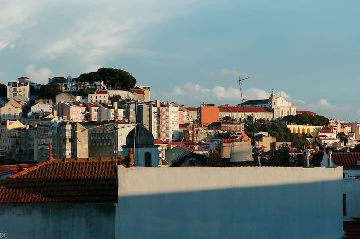 sunny house in the heart of lisbon - Lisboa - Byt