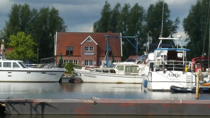 """Ferienwohnung """"Deichblick"""" in Weener, Nordsee"""