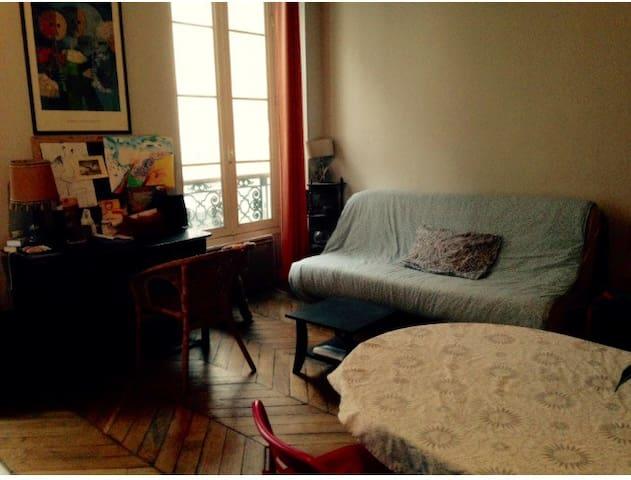Appartement Cosy plein coeur du 5ème