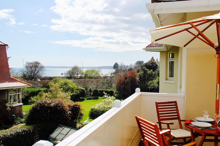 Sea View - Torquay - Apartamento