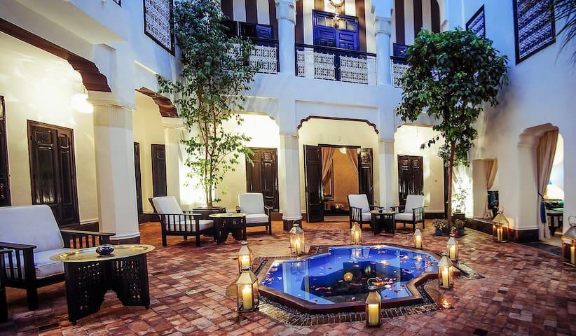Riad Hayane - Maison d'hôtes à Marrakech - Marrakech - Guesthouse