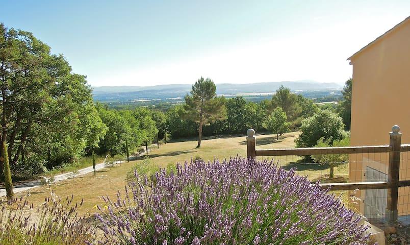 Beau T3 en rez de bastide - Le Puy-Sainte-Réparade - Apartment