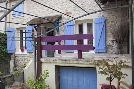 petite maison dans un hameau en pleine nature - Saint-Pierre-lès-Nemours