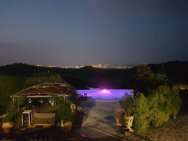 Villa Montecalvo by Holiplanet - Montecalvo - Departamento anexo