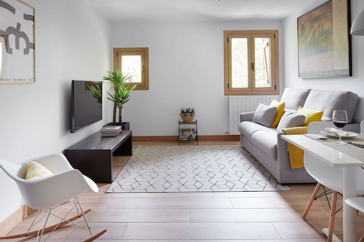Apartamento en Caserío a 15km de San Sebastian