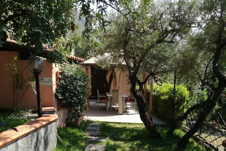 Casa accogliente con giardino a Maratea