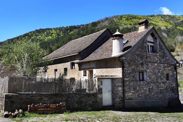 Un lugar tranquilo en pleno Pirineo
