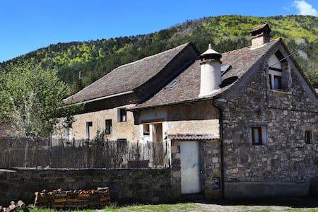 Un lugar tranquilo en pleno Pirineo - Fago - Hus