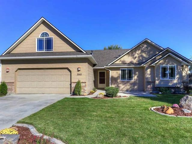 Peaceful and Comfy Master Suite in Nampa