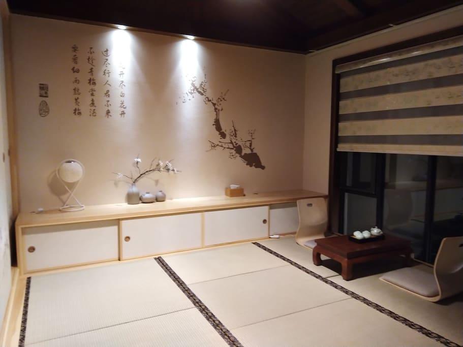 这是二层榻榻米卧室
