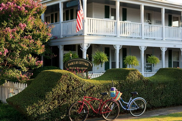 Barclay Cottage Bed & Breakfast, Stay Coastal