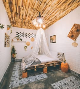 Mekong Pottery Homestay [1] - Free Breakfast & Bikes | 5 Mins to Center & Island
