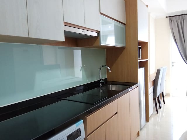Studio Apartment in Menteng Park #11A