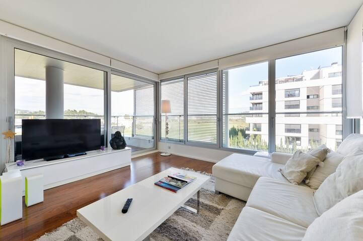 Luxury apartment in Marina Botafoch