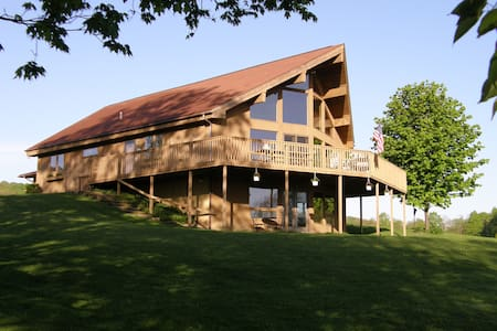 Country Charm near Ithaca, NY