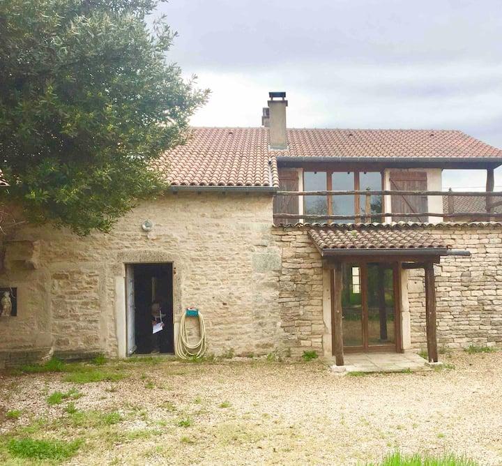 Maison de caractère - Bourgogne