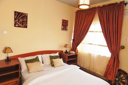 Private Room at RedWood Place - Abuja