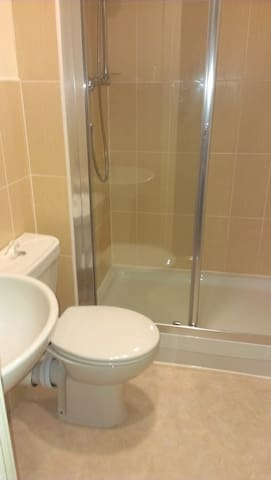 City Centre, double ensuite bedroom with parking - Birmingham - Lägenhet