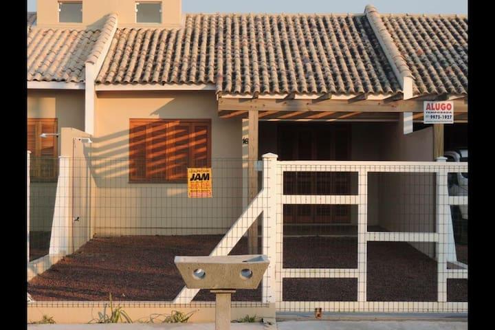 Casa 162 Mariluz/Imbé - Beira Mar