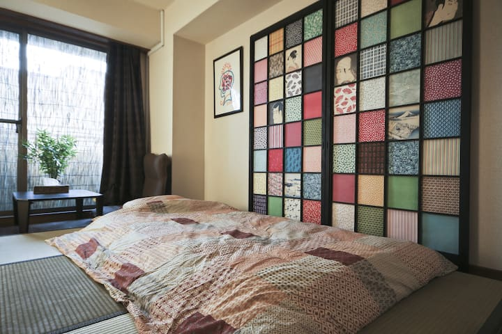 Artist Studio in Yanaka/Ueno