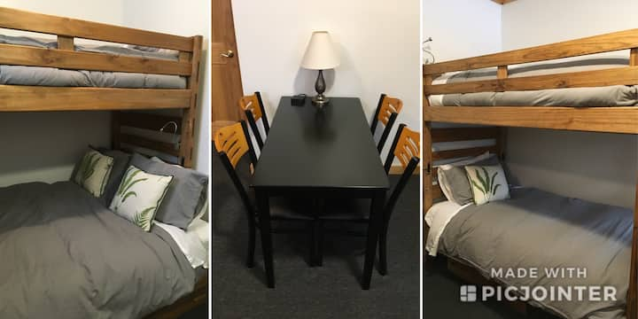 Hillside Bunk Room- 1 Mile from Belleayre! (#7)