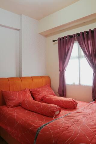 Room at The Suites Metro Apartement - Bandung - Apartamento