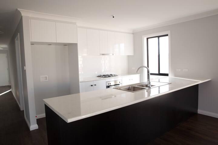 Brand New stylish 3 bedroom home