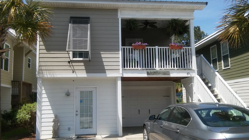 Cozy Studio @ the Beach & Golf too! - 帕利斯島(Pawleys Island) - 公寓