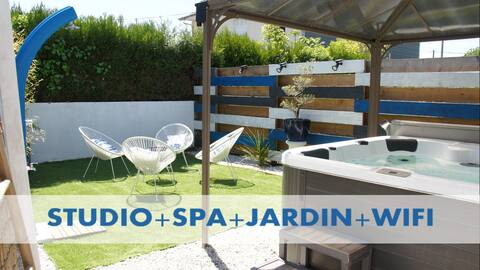 Studio + SPA + Détente