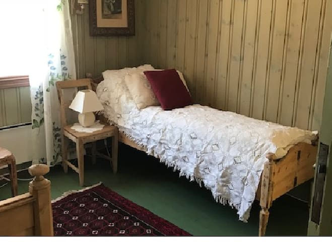 Holmen-Nice room with 2 single beds, Hamar-Elverum