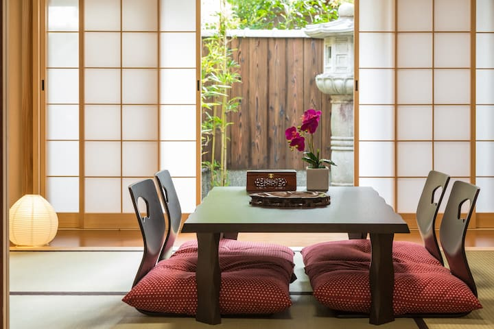 Certified Guest House in Gion - Tinnryuu