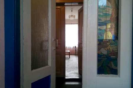 "Room; 150m to ""Lviv Opera Theatre"" - Lviv - Appartement"