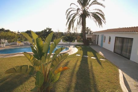 Villa in Algarve - Private Pool - 2 Beds - Albufeira - Haus