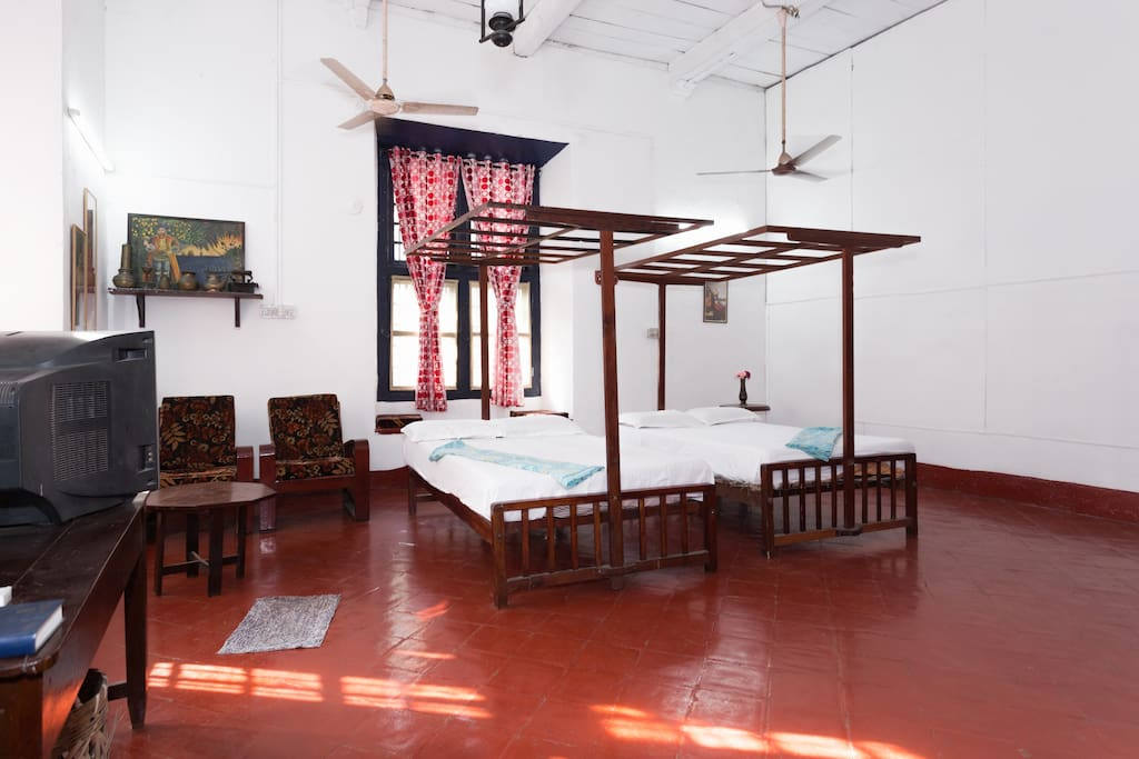 Vasco heritage residency with church view chambres d for Chambre kochi