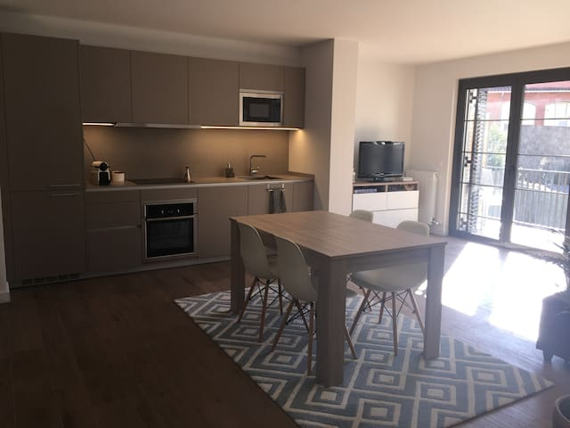 Apartamento en el centro de Olot.