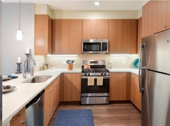 Amazing apartment near Marina  Bay in Quincy,MA - Quincy - Apartment