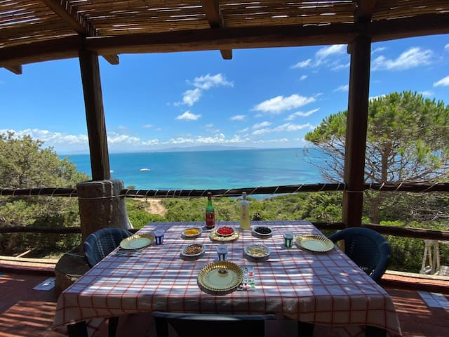 [Tharros-Sinis] Exclusive Villa Capo San Marco