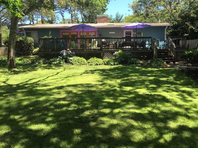 Martha's Vineyard   Oak Bluffs   Sleeps 7