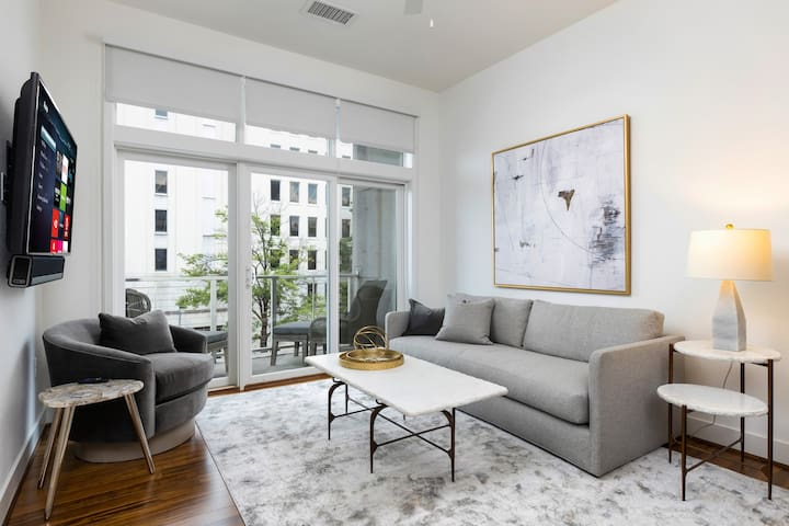 Modern Midtown | Cozy 1 BR in Luxury Complex