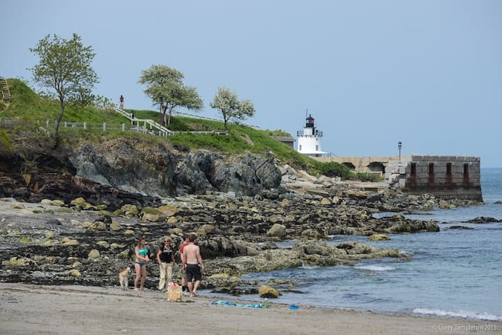 Willard Beach Get Away - South Portland - Apartamento