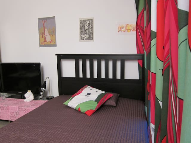 10 mins to King's Cross! (entire flat) - London - Apartment