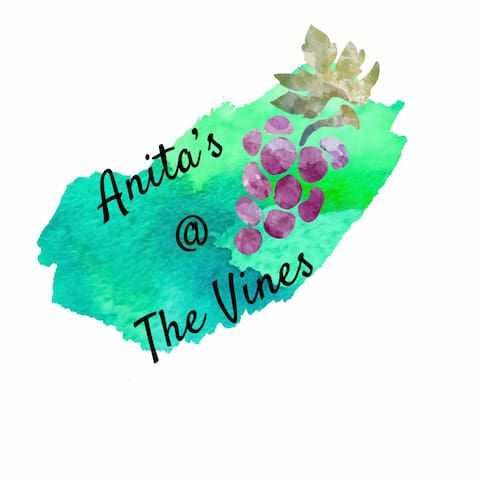 Anita's @ the vines- near wineries. FREE WiFi